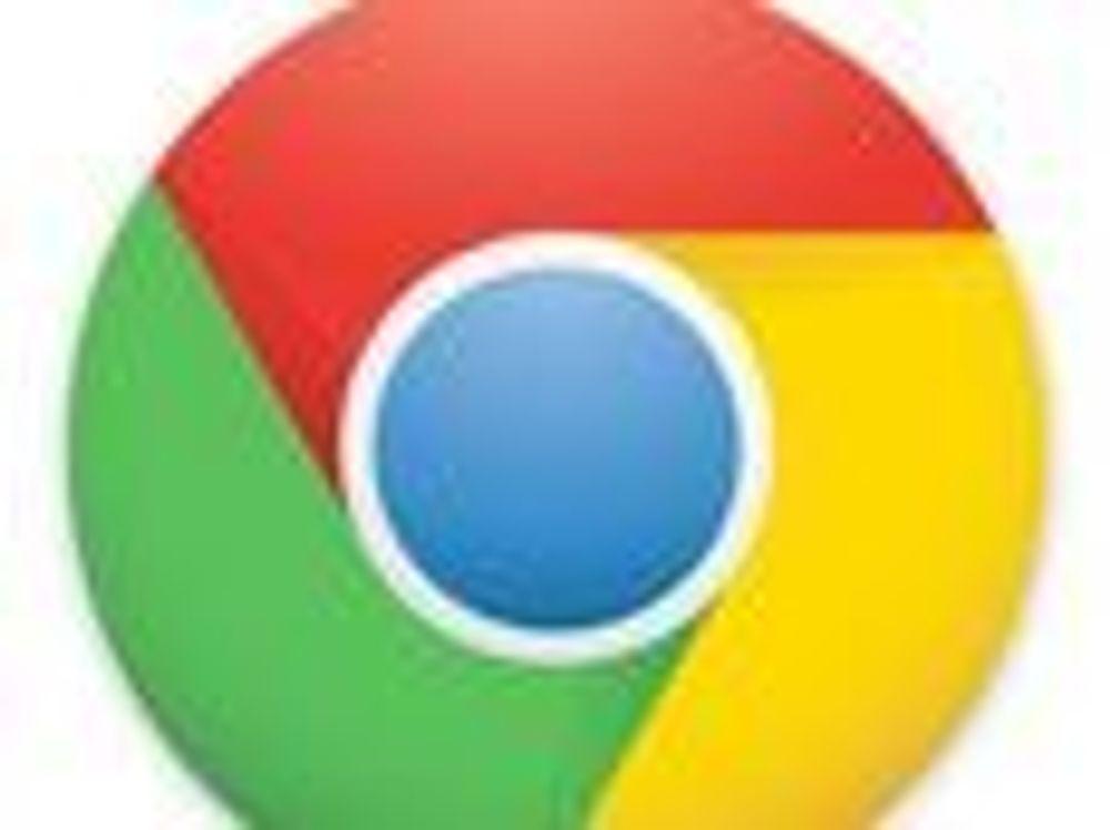 Lover vakrere grafikk i Chrome 12