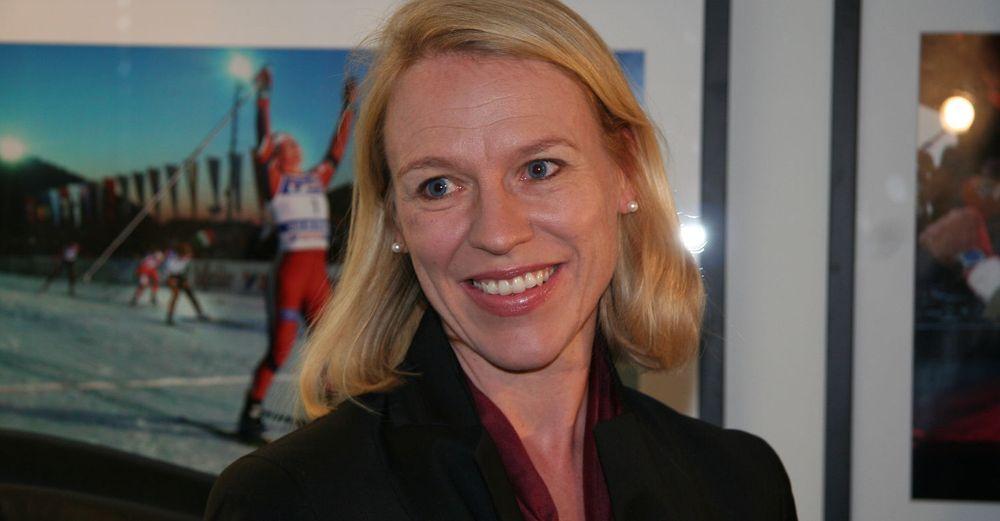 Kulturminister Anniken Huitfeldt skal legge frem forslag til ny åndsverklov i løpet av mai.