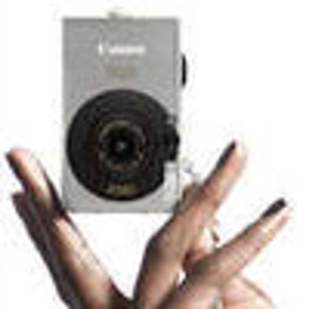 Vinn kompakt kamera med super oppløsning