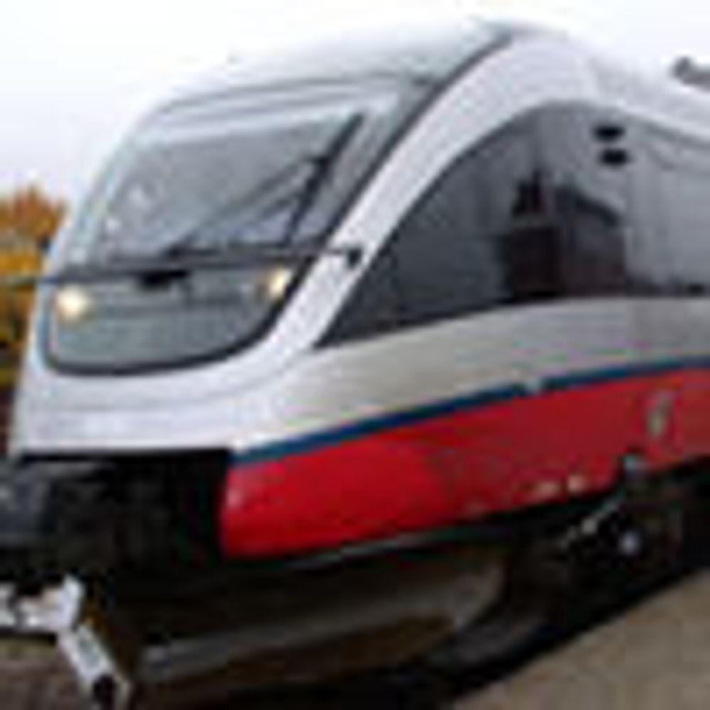 Norske tog har fått GSM-dekning