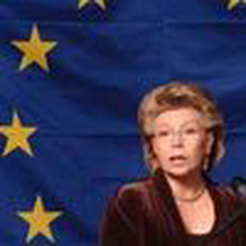 EU vil åpne for å dele Telenor i to