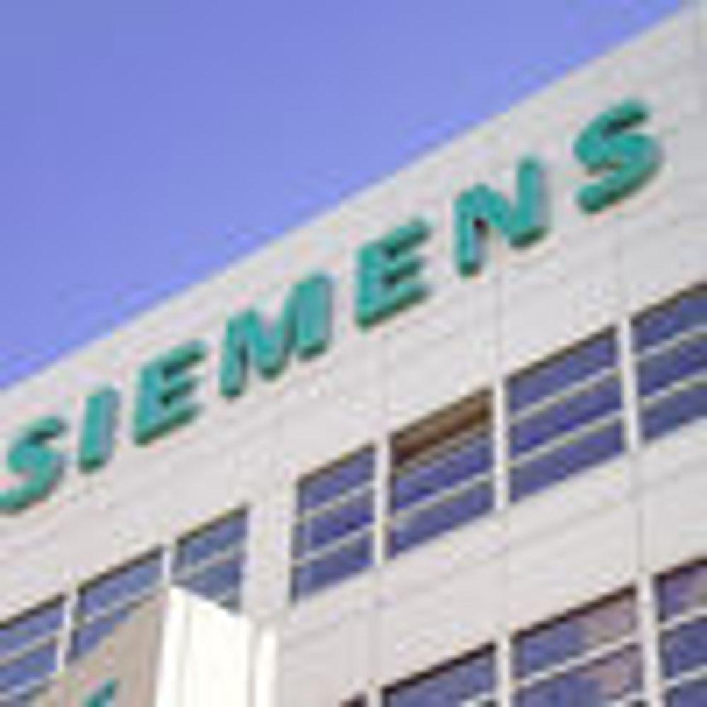 Korrupsjonssak gir Siemens røde tall