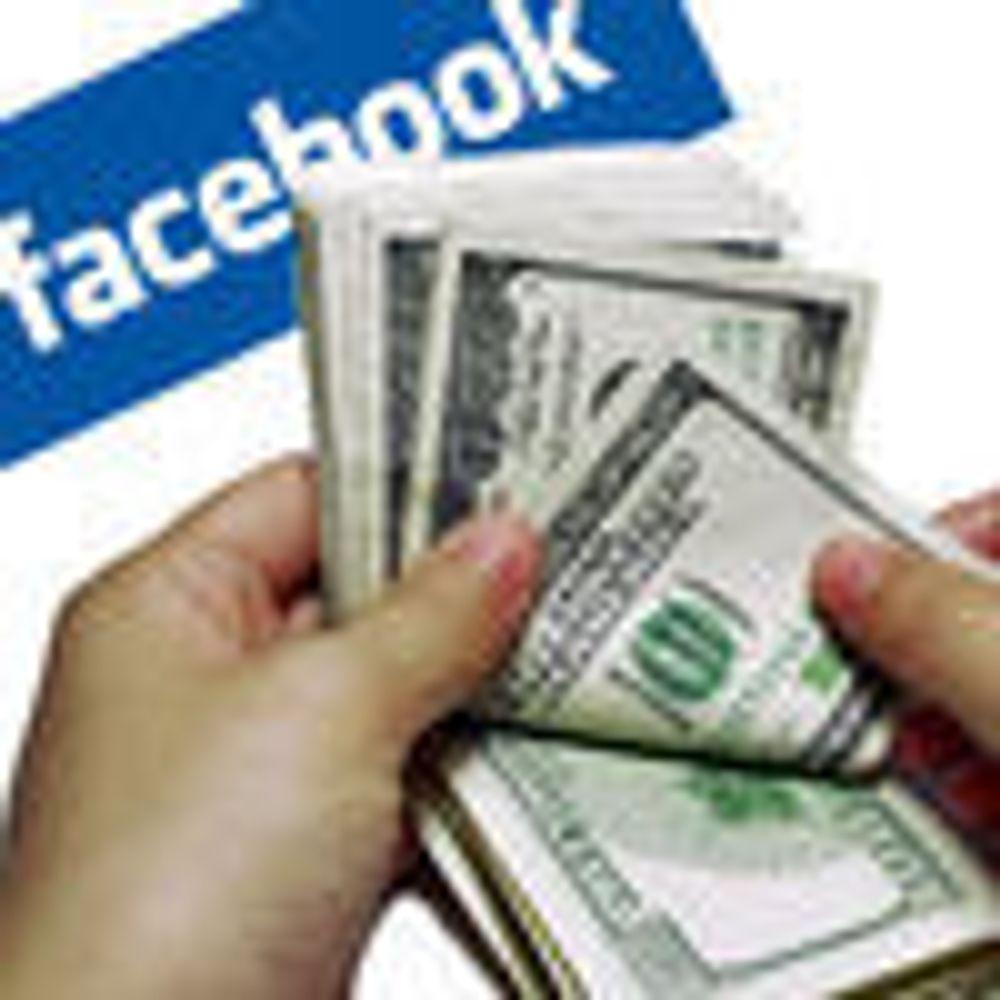Ny type annonser skal gjøre Facebook rik