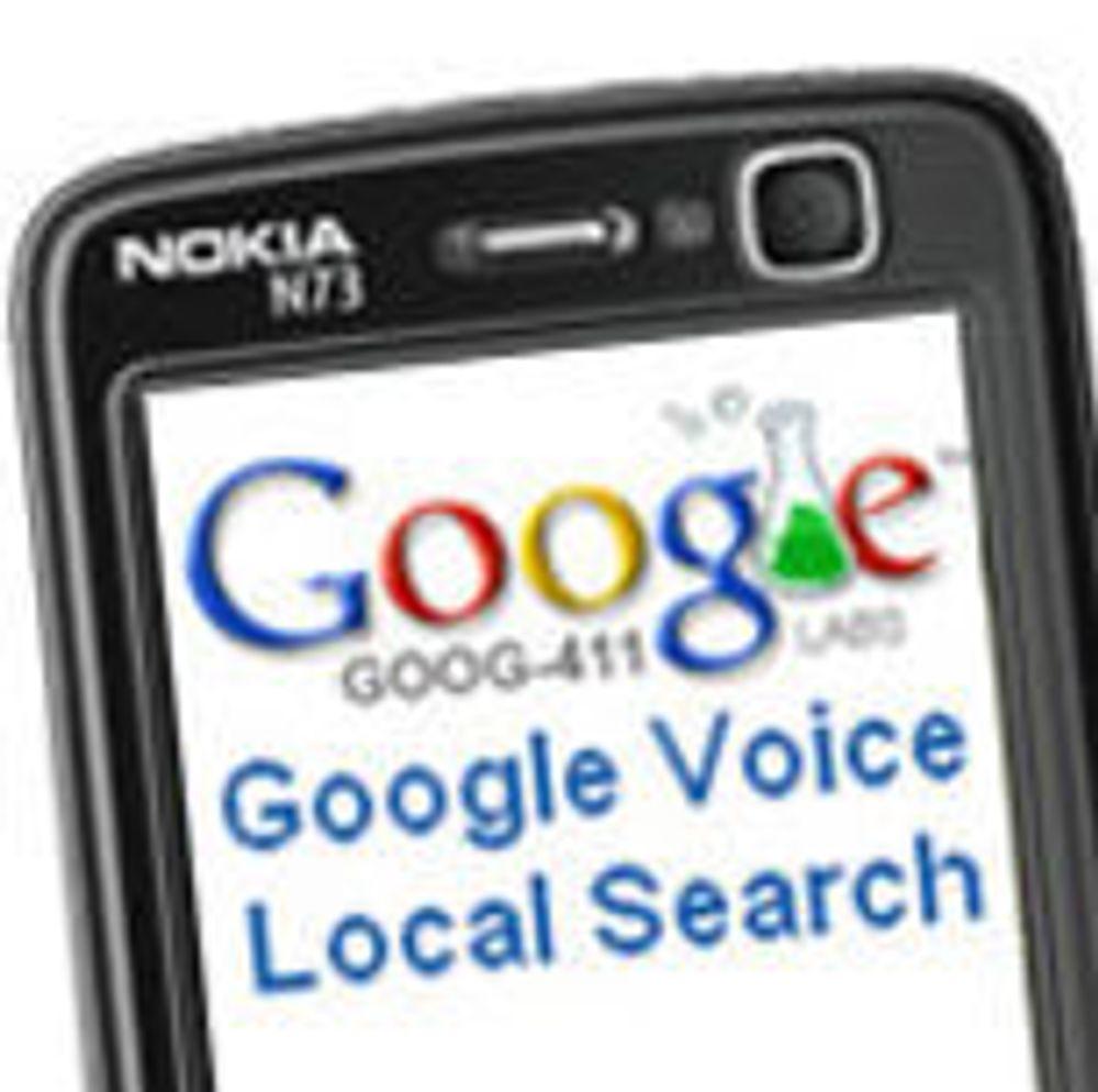 """Nå kommer endelig Google """"Gphone"""""""