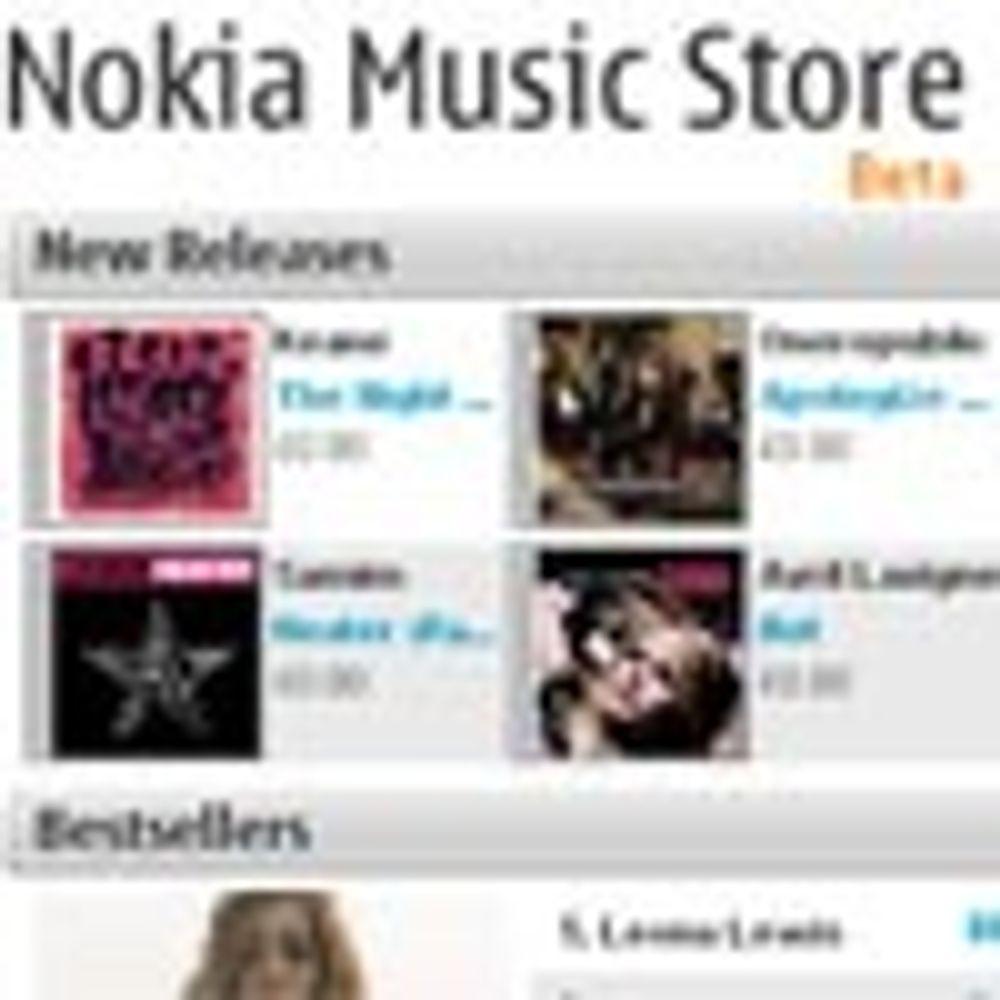 Tilbakeslag for Nokias angrep på innhold