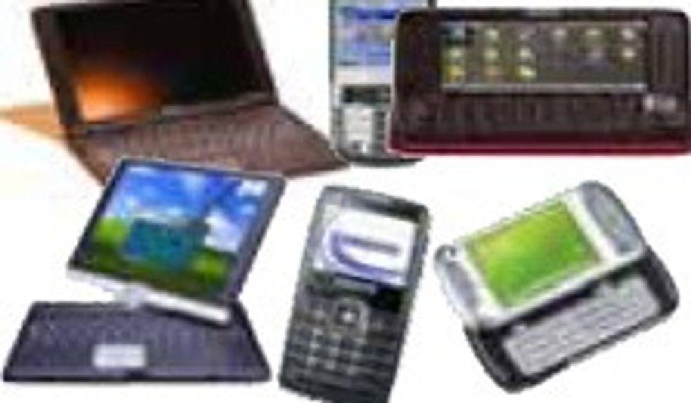 Slik avgjør du hvem som får mobilt utstyr