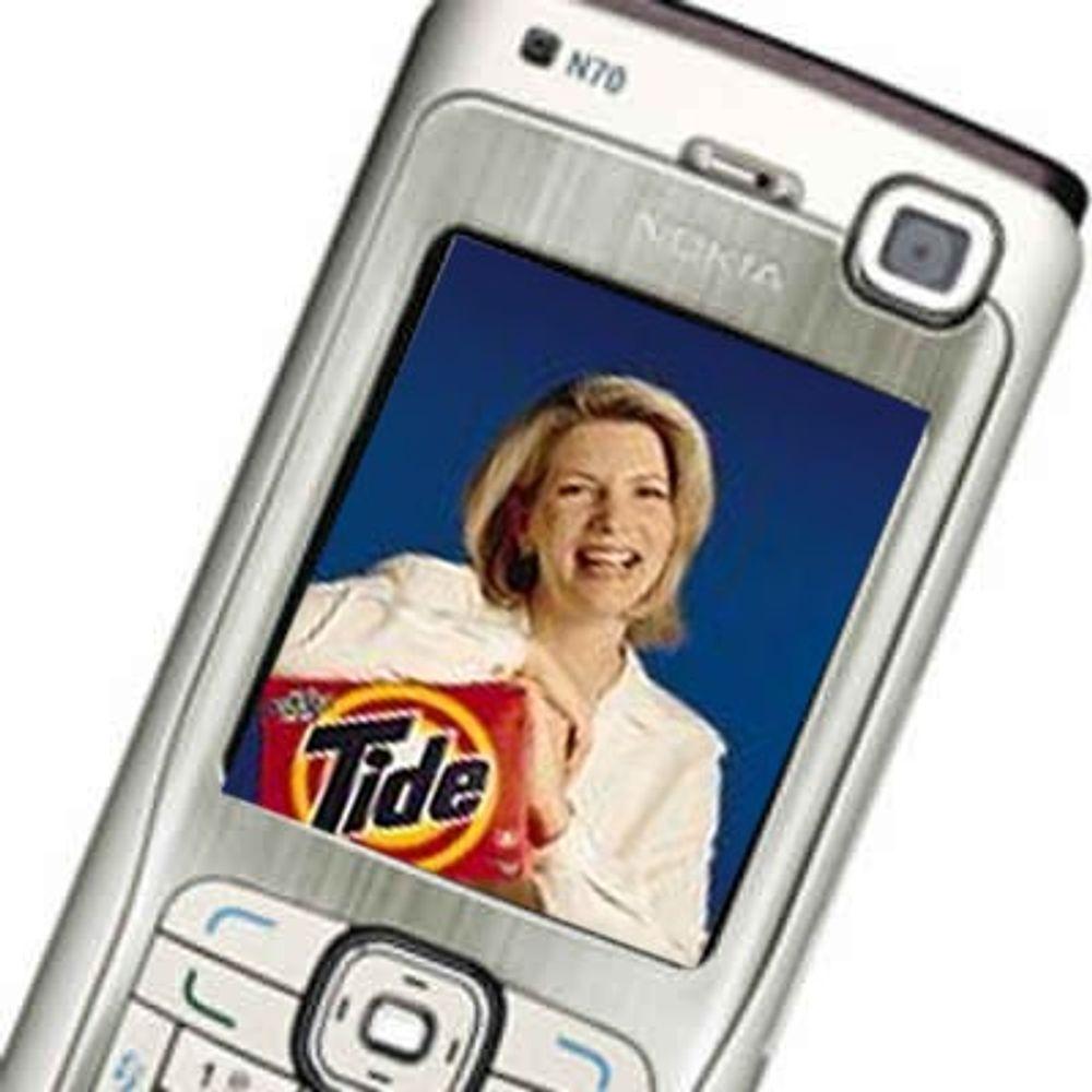 Blåser i forbudet mot reklame på SMS