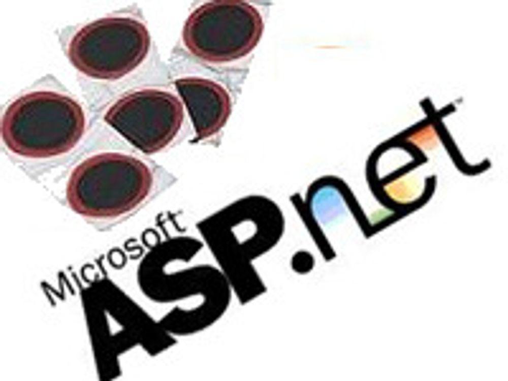 Utgir nødfiks til ASP.net-sårbarhet