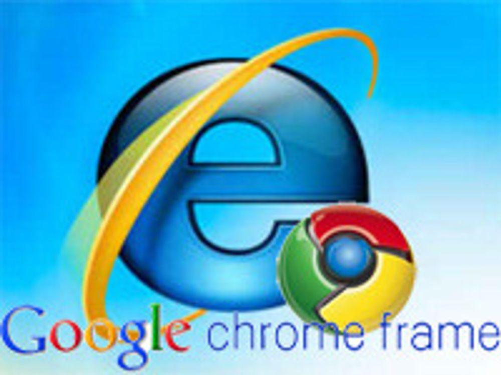 Google skaffer HTML5-støtte til eldre IE