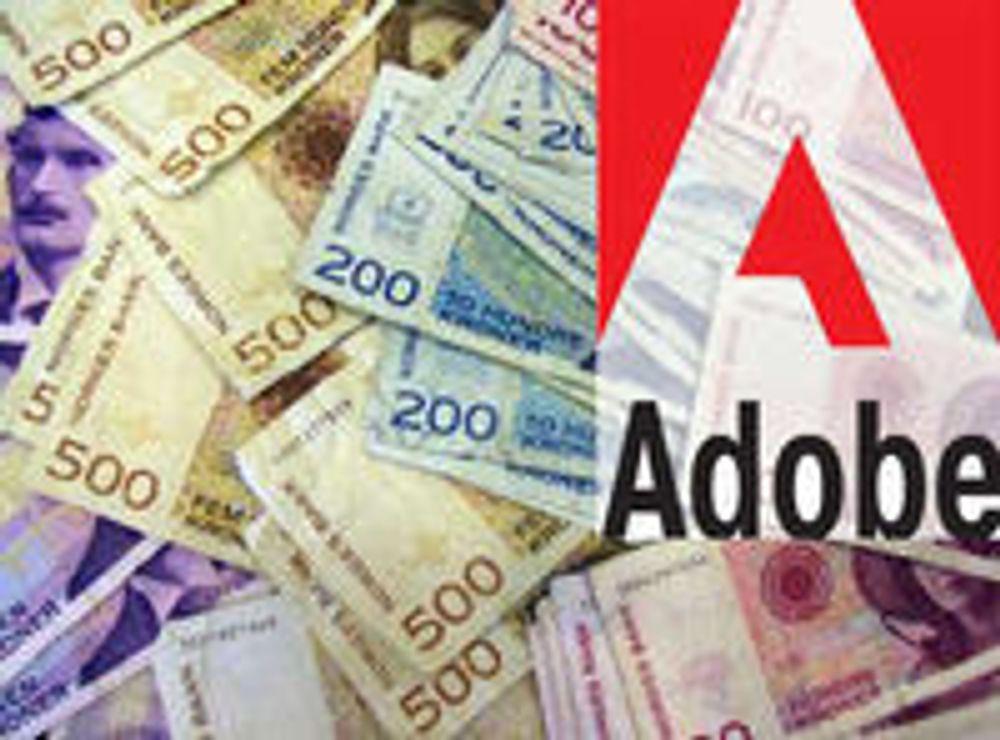 Adobe skuffer
