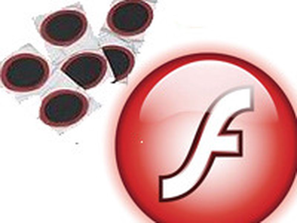 Adobe lapper kritisk Flash-hull