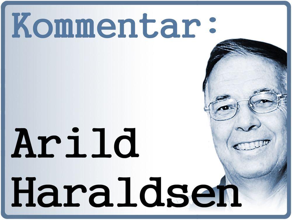 Arild Haraldsen er til daglig administrerende direktør i Norstella.