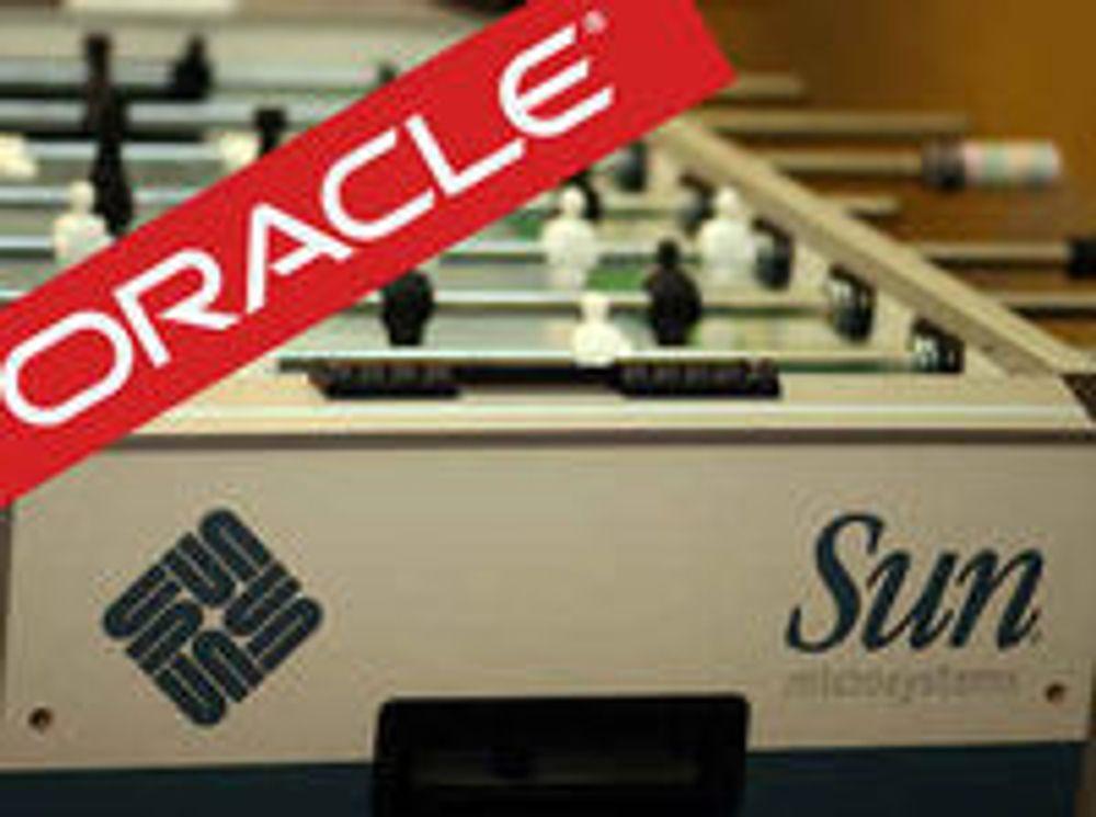 Oracle tjener mer enn ventet på Sun