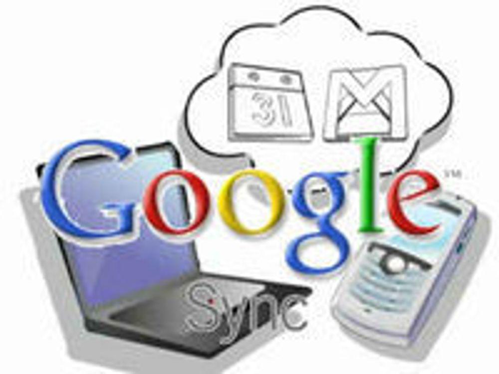 Google med Microsoft-teknologi