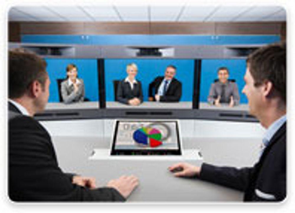 Kutter kostnader med videokonferanser