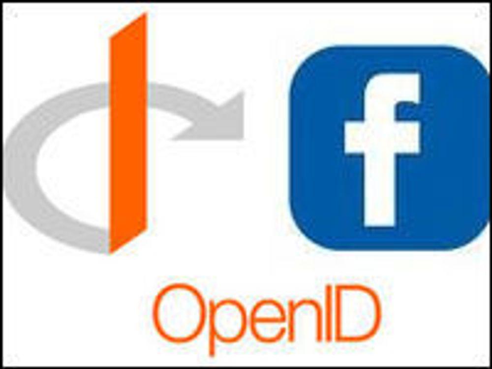 Facebook slutter seg til åpen id-løsning