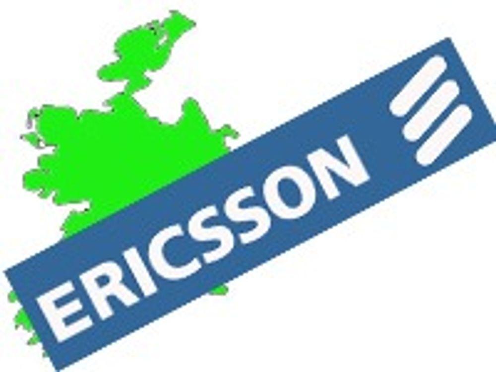 Ericsson kutter i Irland