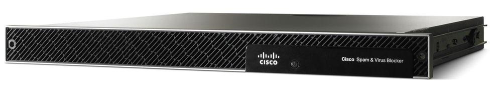 Med dette apparatet kan Cisco tilby vern mot spam og ondsinnet kode for ned mot 40 kroner per bruker per måned.