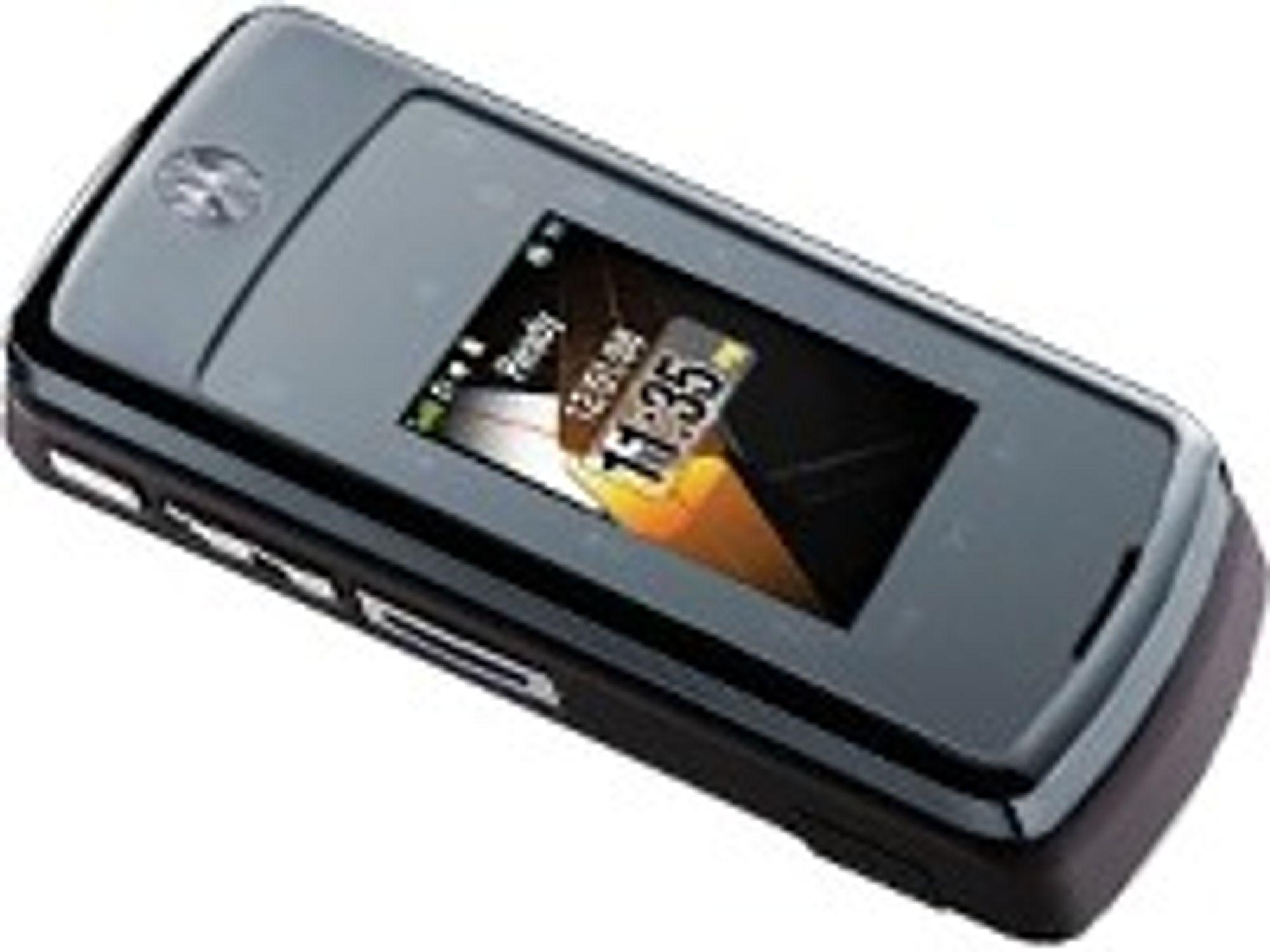 Stature i9 er blant modellene Motorola håper kan bidra til å snu tap til vinst.