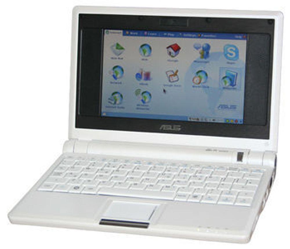 Mini-PCer som denne bidro til at veksten i PC-salget til vanlige forbrukere hadde en pen økning i fjor.