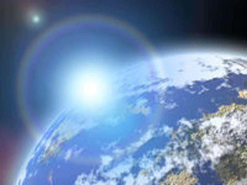 Iran forsikrer at satellitten er fredelig
