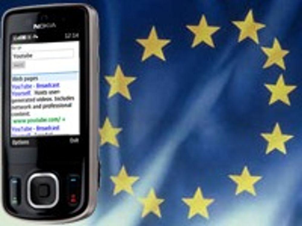 Foreslår EU-telefonnummer for bedrifter