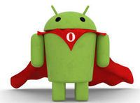 Opera for Android med Flash og video