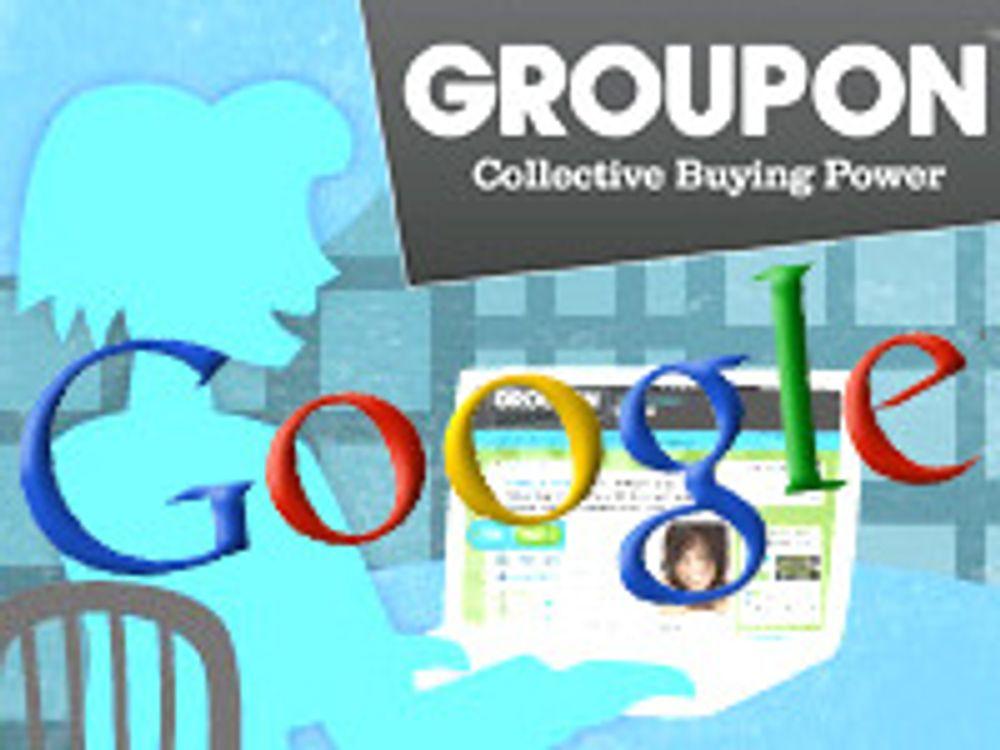 Groupon avviser Google