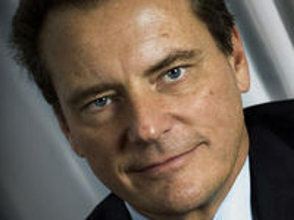 - Krisen kan komme til å styrke Ericsson