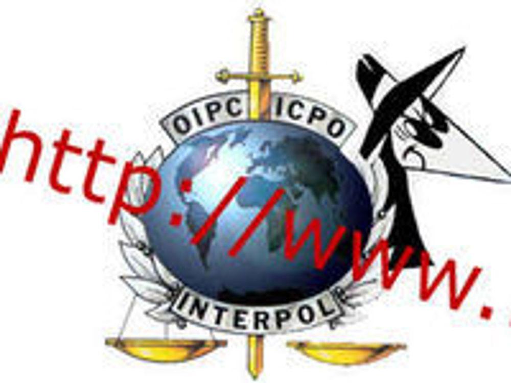 Vil ha nettversjon av Interpol