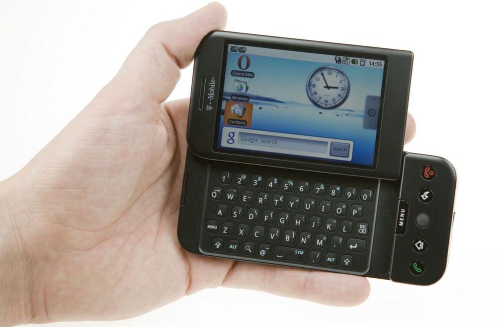 Den første mobilen med Google Android og Opera Mini var imponerende. Dette er den første mobilen som kan utfordre iPhone. Det skyldes i stor grad Opera Mini.