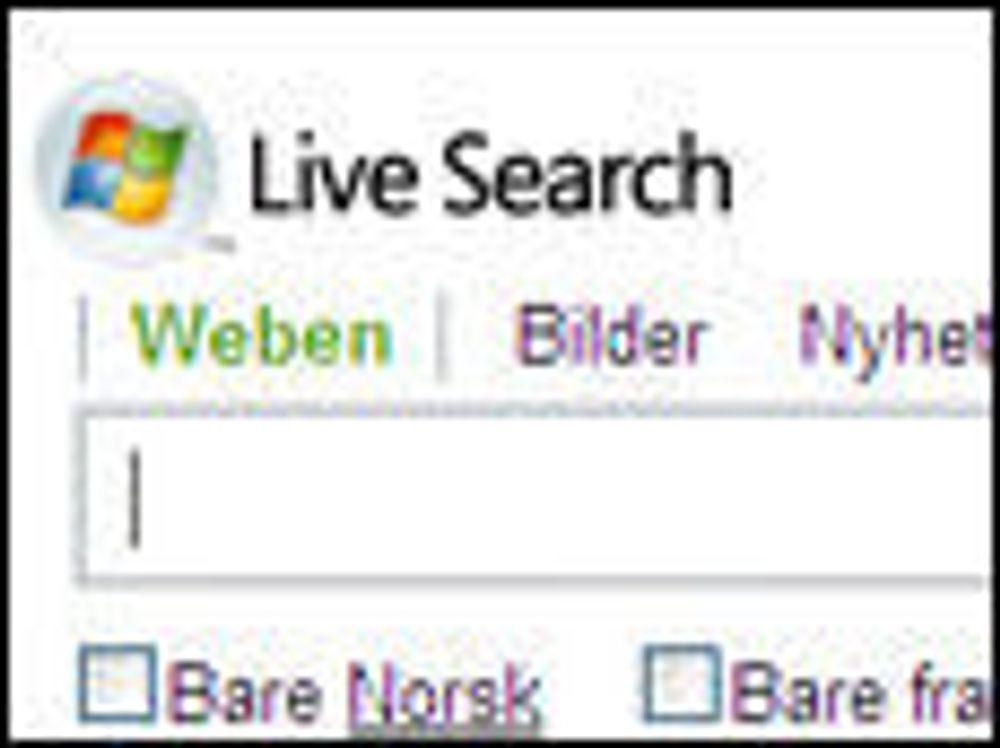 Microsoft skal døpe om søketjenesten