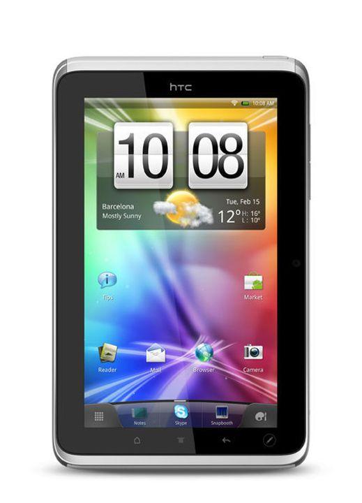 HTC satser på innhold til eget nettbrett