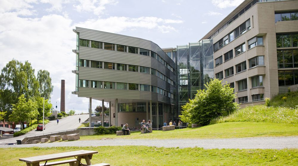 Operas nye lokaler nord i Nydalen er tidligere brukt av Unit4 Agresso.