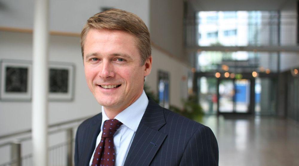 Michael Ramm Østgaard, Country Manager i SAP Norge, mener personlig IT på jobb kan få positive følger for bedriften, under visse forutsetninger.