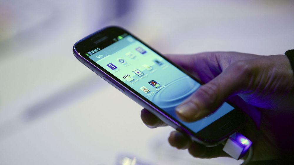 Samsungs nye flaggskip innen smarttelefoner, Galaxy S III, blir lansert senere denne måneden i USA. Men Apple vil stoppe salget.