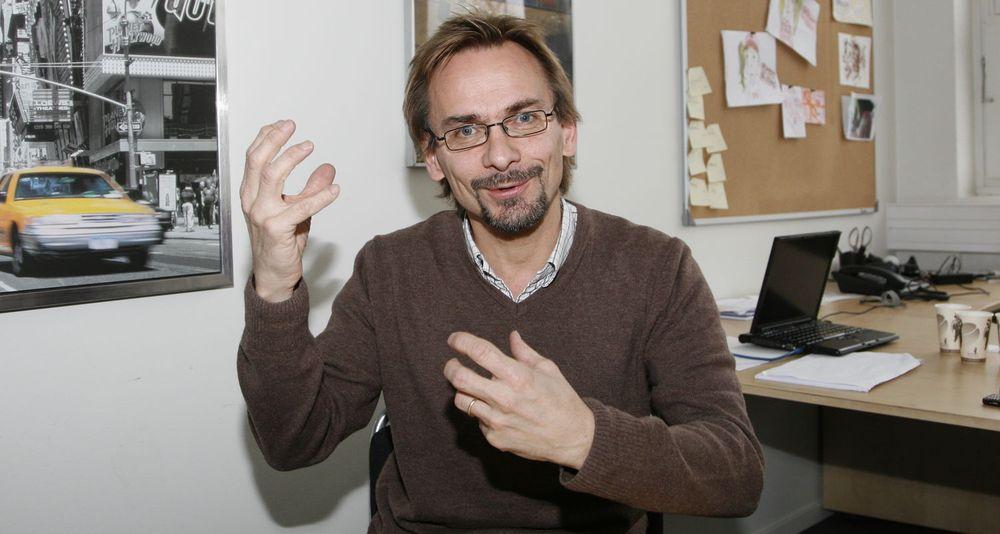 Chief Development Officer i Opera Software, Christen Krogh, bekrefter at de har jobbet med en Opera Mini for iPhone.