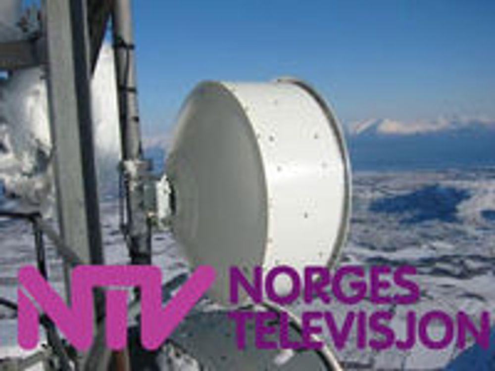 NTV vil ha monopol på bakkenettet