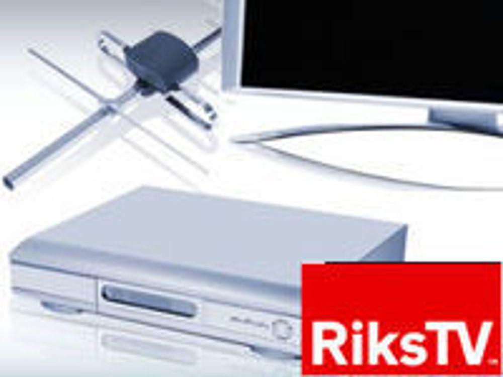 RiksTV stikker av med seerne