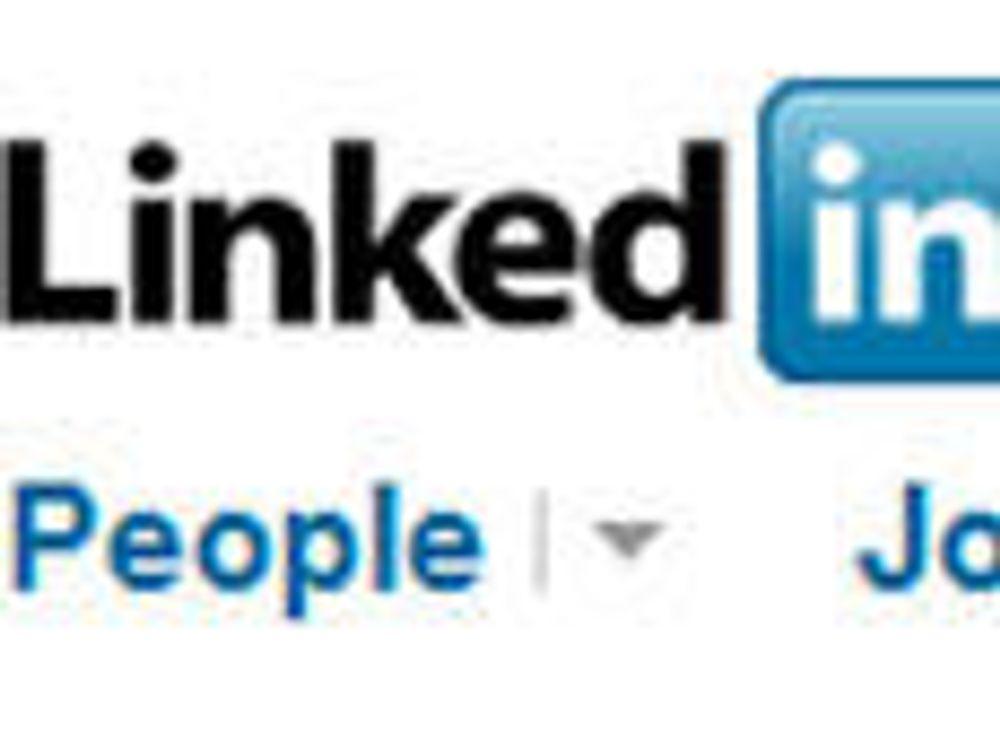 LinkedIn skor seg på finanskrisen