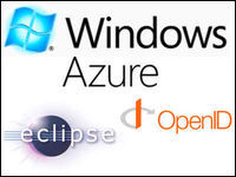 Lover åpenhet i Windows Azure