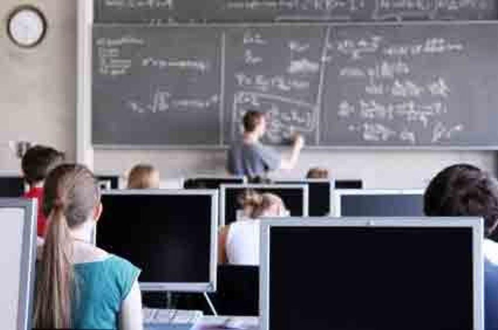 Vet ikke om lærere får penger til IKT