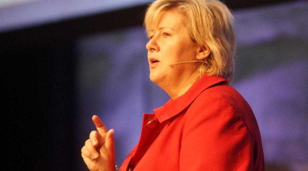 Nøkkelreformer som Nav og helse undergraves av dårlige IT-systemer. Høyre-leder Erna Solberg fortalte i går hvordan hun mener det kan ryddes, og hva slags lærdommer politikere bør trekke.