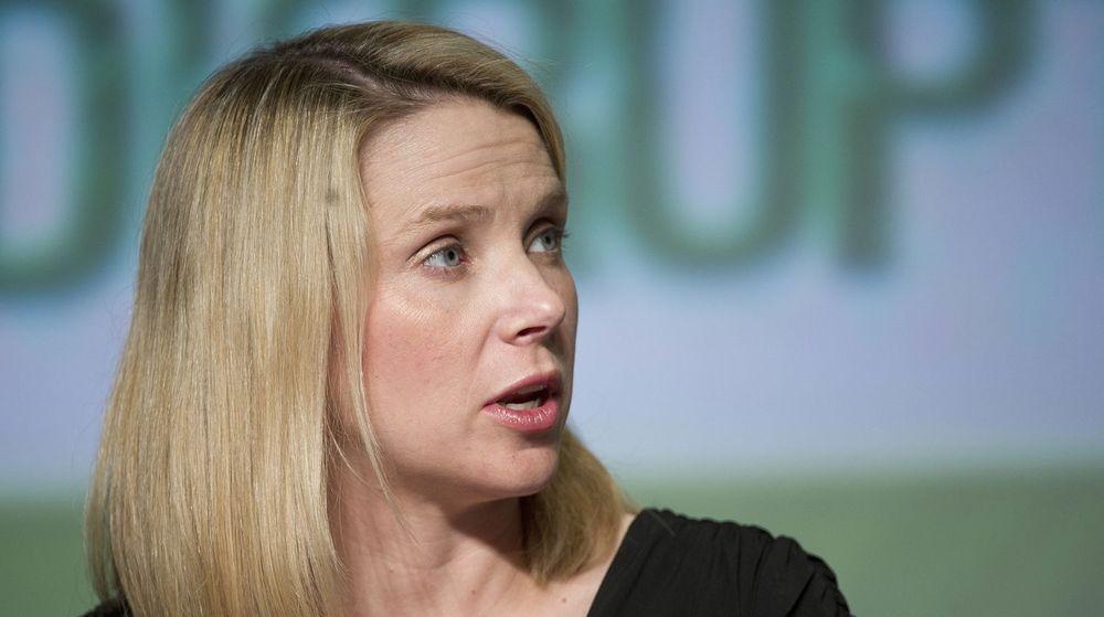 Toppsjef Marissa Mayer i Yahoo kan være en viktig alliert for Alibaba ved en eventuell opptrapping av konflikten med Google rundt mobiloperativsystemet Aliyun.