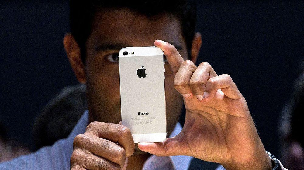 Apple melder om svært stor interesse for iPhone 5 de første 24 timene det var mulig å forhåndsbestille.
