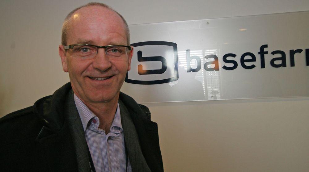 Bjart Kvarme i Basefarm mener deres fleksible driftsarkitektur er årsaken til at de har landet enda en stor kontrakt.