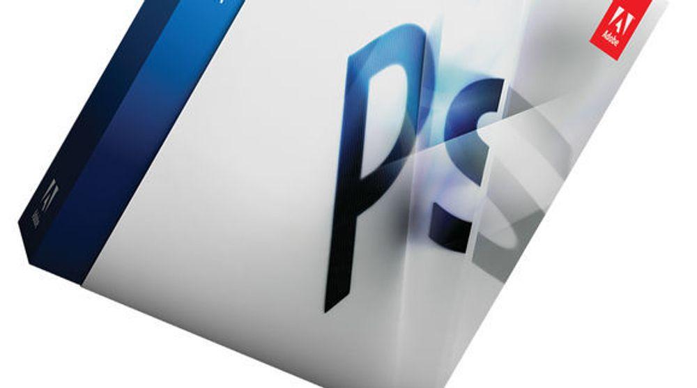 Neste Photoshop uten XP-støtte