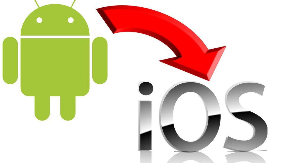 Enklere å flytte Android-apps til iOS