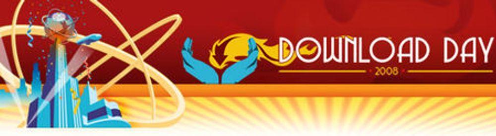 Firefox 3 knuser verdensrekorden