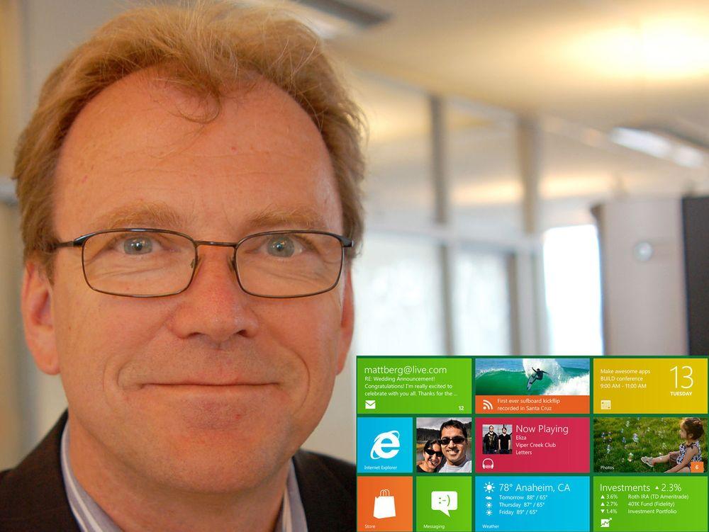 SPENSTIG IKT-ANBUD: Sven Langerak og Konsernstab IKT har sendt ut ett av årets mest attraktive anbud til it-bransjen. Foto: Thor S. Kristiansen